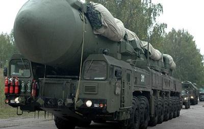 Российские ракетные войска вышли на боевое дежурство в Западном округе