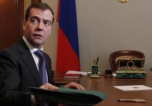 Медведев подписал указ об отставке главы кремлевской администрации