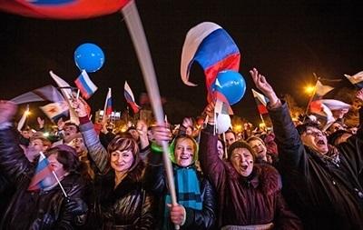 Более 90% россиян поддерживают присоединение Крыма к России
