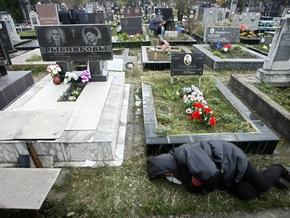 Черновецкий отменил пакетное предоставление ритуальных услуг населению в Киеве
