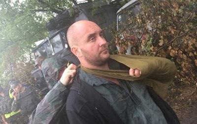 Журналист Интера ранен под Луганском