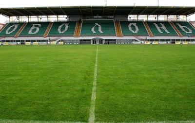 Киевская Оболонь-Арена примет матч квалификации Лиги Европы