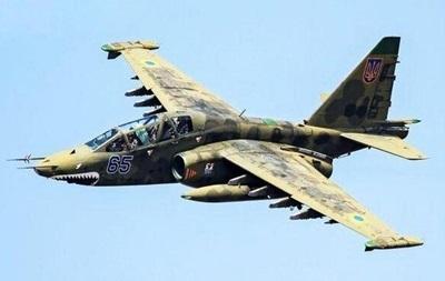 Авиация уничтожила два танка и установку Град сепаратистов в Луганске