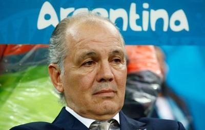 Тренер сборной Аргентины: Попытаемся стать чемпионами
