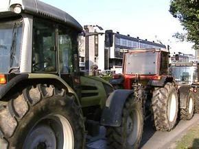 Хорватские фермеры заблокируют государственную границу тракторами