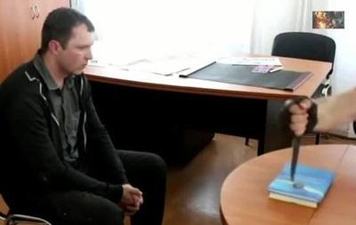 Горловчанин угрожал  вскрыть пузо  редактору сайта