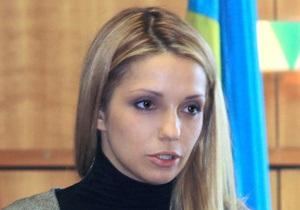 Дочь Тимошенко стала защитником мамы в деле ЕЭСУ, но ее все равно не пускали в колонию