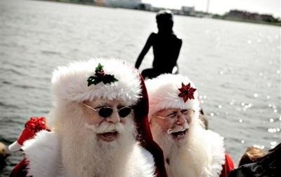 В Дании пройдет конгресс Санта-Клаусов