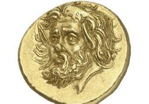 Монета, найденная в Крыму, в Нью-Йорке была продана за $3,25 млн