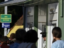 Украинцы разблокировали пункт пропуска на украинско-польской границе