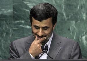 США собираются бойкотировать речь Ахмадинеджада на Генассамблее ООН