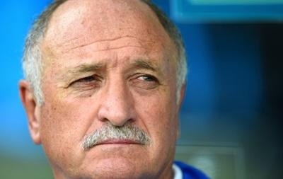 Агент Неймара: Главный тренер Бразилии - старый придурок