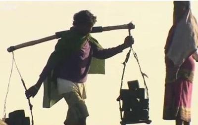 Кровавые кирпичи : современная кабала в Индии - репортаж