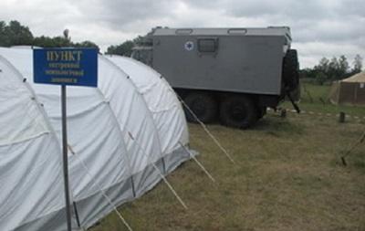 На Донбассе создали четвертый транзитный пункт для переселенцев