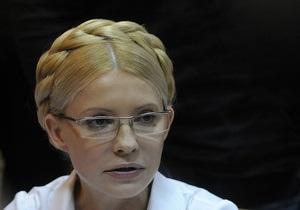 Тимошенко попыталась перекричать Киреева