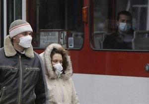 Минздрав Украины сообщил о ситуации с заболеваемостью гриппом