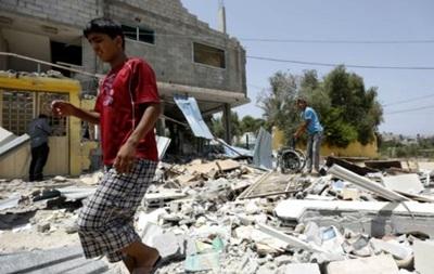Израиль и боевики ХАМАС обменялись новыми ударами