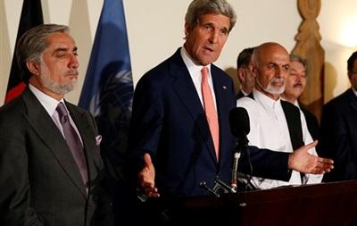 В Афганистане проведут пересчет голосов на президентских выборах