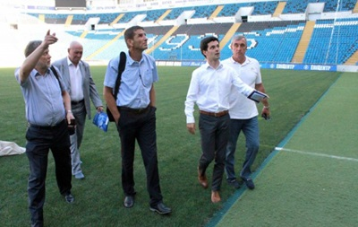 Представитель UEFA остался доволен обстановкой в Одессе