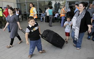 Северные районы сектора Газа покинули тысячи людей