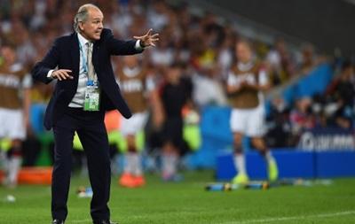 Тренер сборной Аргентины: Мы имели шансы, которые не удалось реализовать
