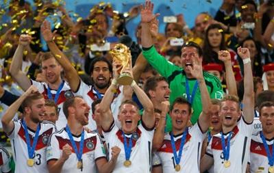 Фотогалерея: Лучшие кадры финала чемпионата мира по футболу