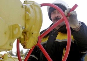 Украина за первые два месяца 2012 года вдвое сократила импорт российского газа