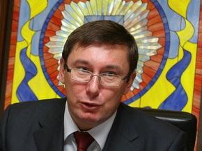 Луценко: Ющенко явно не трудоголик