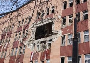 Задержан подозреваемый по уголовному делу по факту взрыва в Луганске