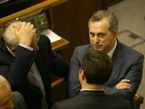 Колесников о коалициаде: Все прояснится ближе к четвергу