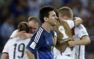 Мессі не потрапив до десятки найкращих гравців чемпіонату світу з футболу 2014