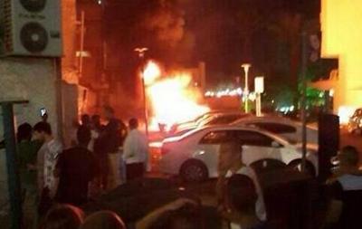 Израильский город Эйлат попал под ракетный обстрел