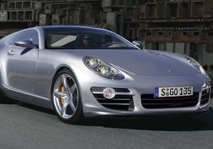 Porsche выпустит модель Panamera в кузове купе