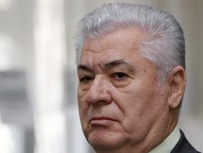 Воронин избран спикером парламента Молдовы