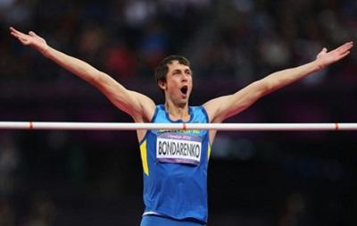 Украинец Бондаренко - лучший легкоатлет месяца в Европе