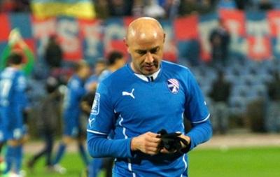 Легенда Днепра Сергей Назаренко подписал контракт с Черноморцем