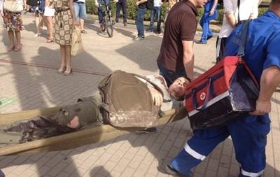 Среди пострадавших в московском метро есть украинка