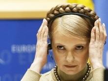 Тимошенко ждет Буша
