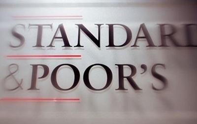 S&P улучшило прогноз рейтинга Киева с негативного до стабильного