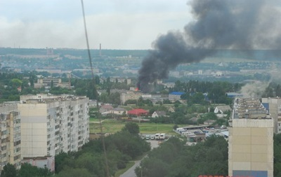За сутки в Луганске погиб один человек, есть раненые