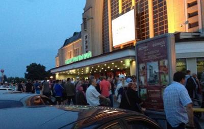 Минирование Киева.  Телефонные террористы  атакуют столицу