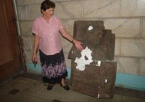 В Тернопольской области задержали вандалов, разбивших памятные знаки деятелям ОУН-УПА