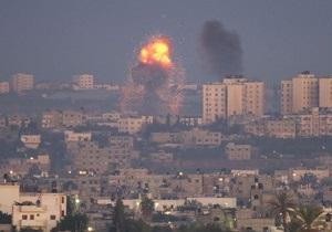 Фоторепортаж: Облачный столп. Мощнейшие удары Израиля по Сектору Газа и залпы палестинских боевиков
