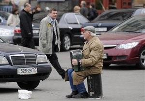 Украина заняла первое место в СНГ по росту инфляции в 2010 году