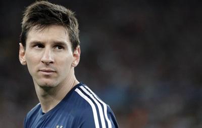 В Барселоне не переживают по поводу рвоты Месси во время матчей