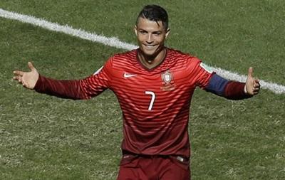 Американцы признали Криштиану Роналду лучшим иностранным спортсменом года
