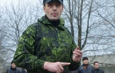 Горловский Бес отрицает свою причастность к покушению на Авакова