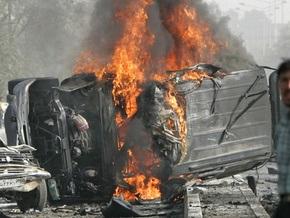 В Колумбии взорвался заминированный автомобиль: шесть человек погибли