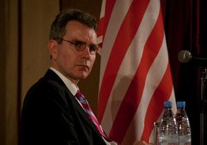 посольство США - Украина-США: Посол США в Украине принял присягу