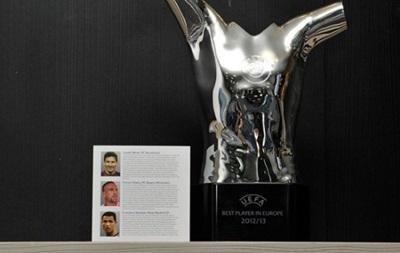 Хамес Родригес, Месси и Роббен поборятся за звание лучшего футболиста Европы